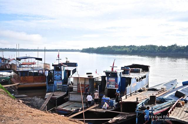 KLR 650 Trip Peru 65
