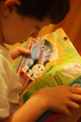 Reading by julesdu
