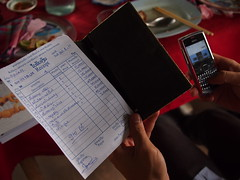 The Bill, Vangmekong, Vientiane