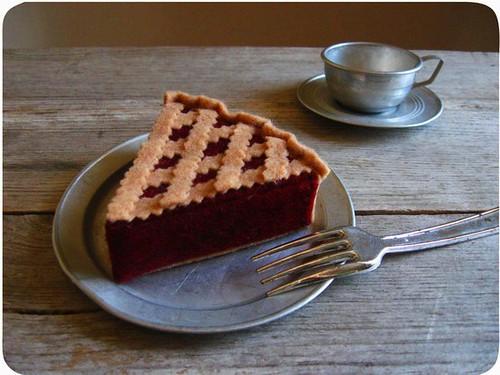 felt pie
