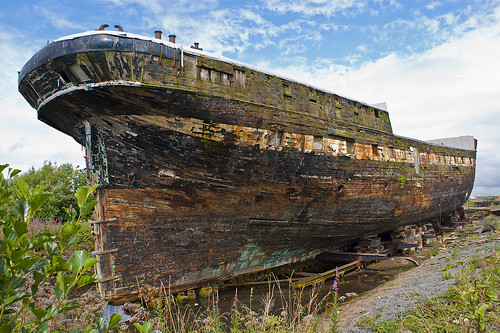 1864 Galleon - Irvine, Ayrshire by Andy Beattie Photography