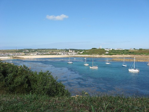 scilly view