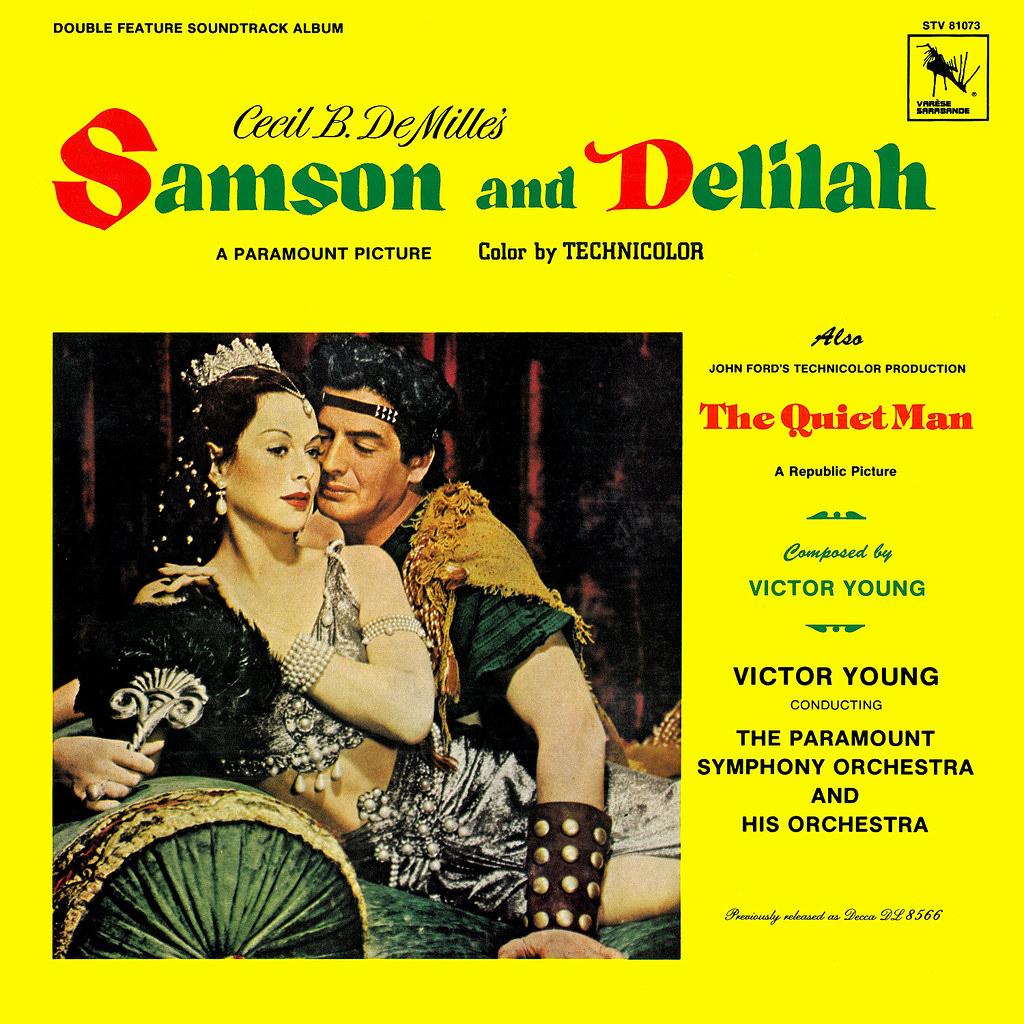 Victor Young - Samson and Delilah