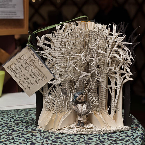 Book Sculpture made for City of Literature