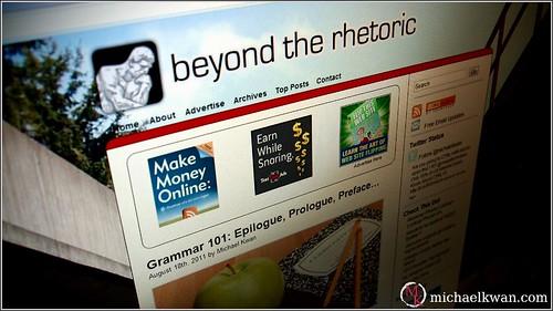 Beyond the Rhetoric