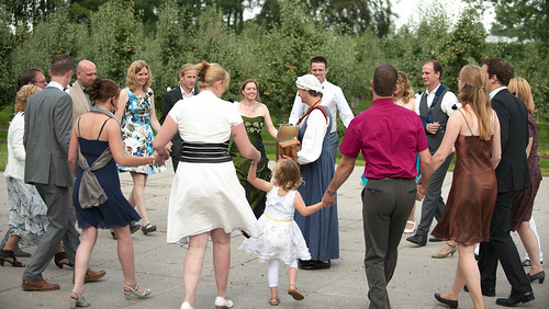 Balfolk dancing workshop 1