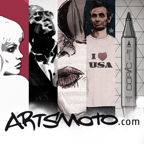 ArtsMoto.com +++ Graphic Design Shirts And Accessories