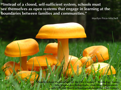 Family - School Partnerships by Jeannine St. Amand, on Flickr