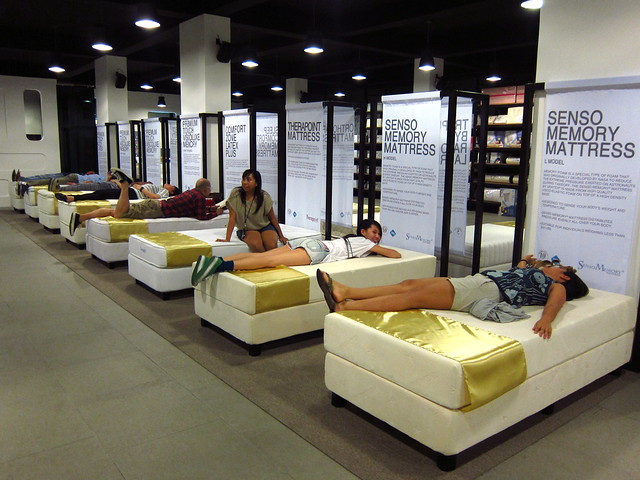 Uratex mattress gallery