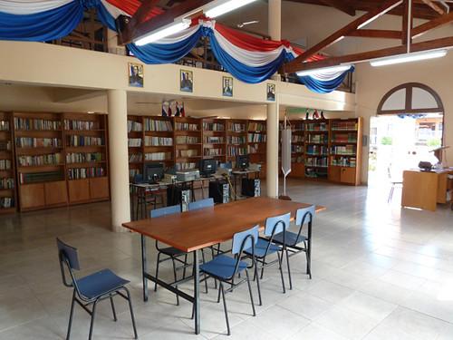 Inside Cultural Center