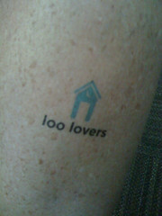 Loo Lovers Tattoo
