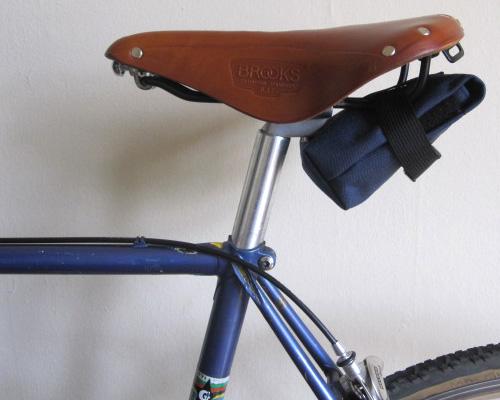 saddlebag / brooks saddle by Archive Victor