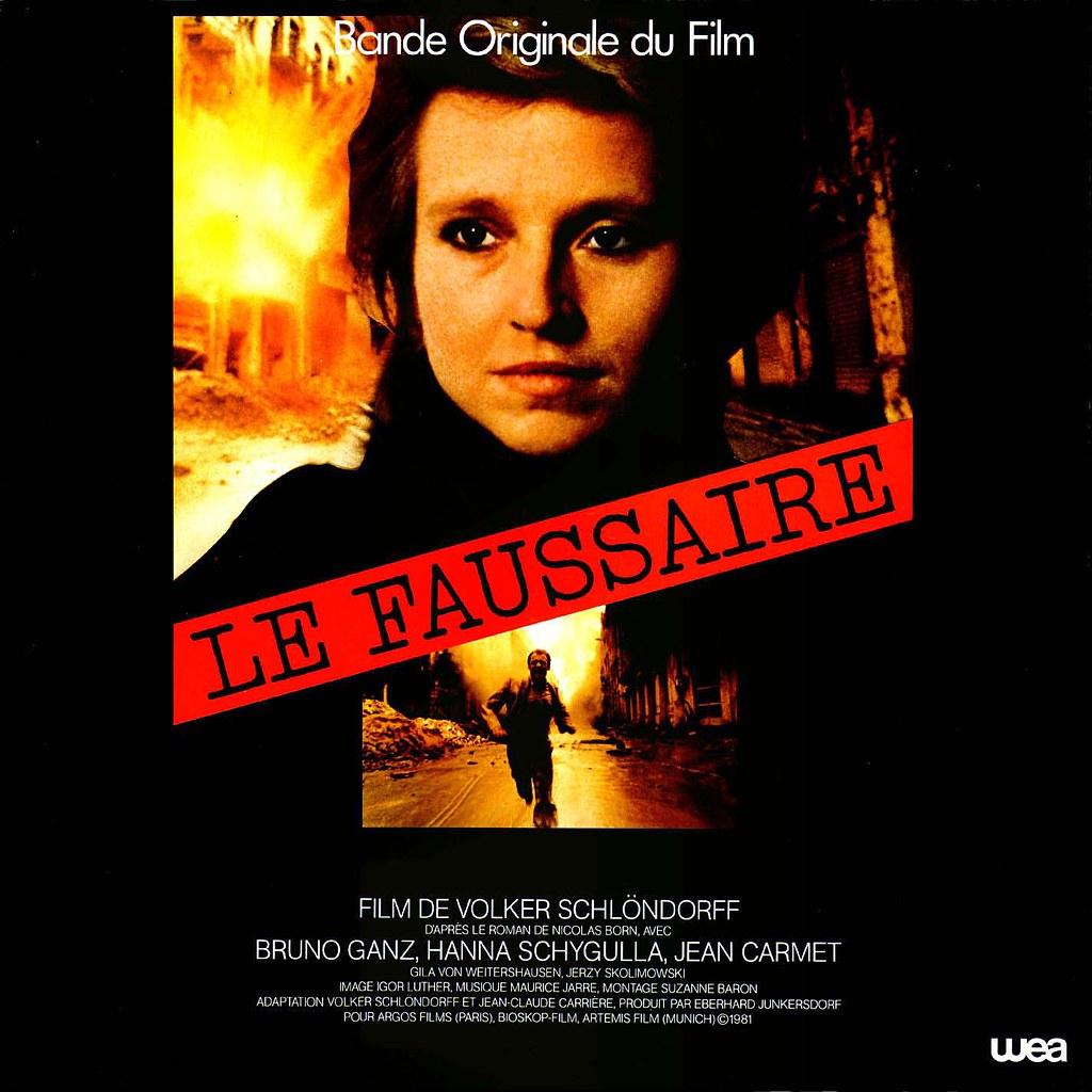 Maurice Jarre - Le faussaire