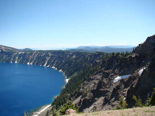 The Crater Lake bowl