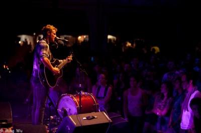 Kim Churchill @ Ottawa Folk Festival 2011