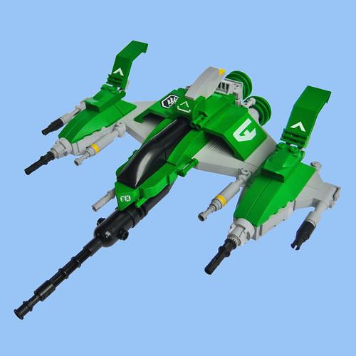 Gacchiri VT-X Fighter