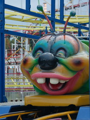 Scary Ride