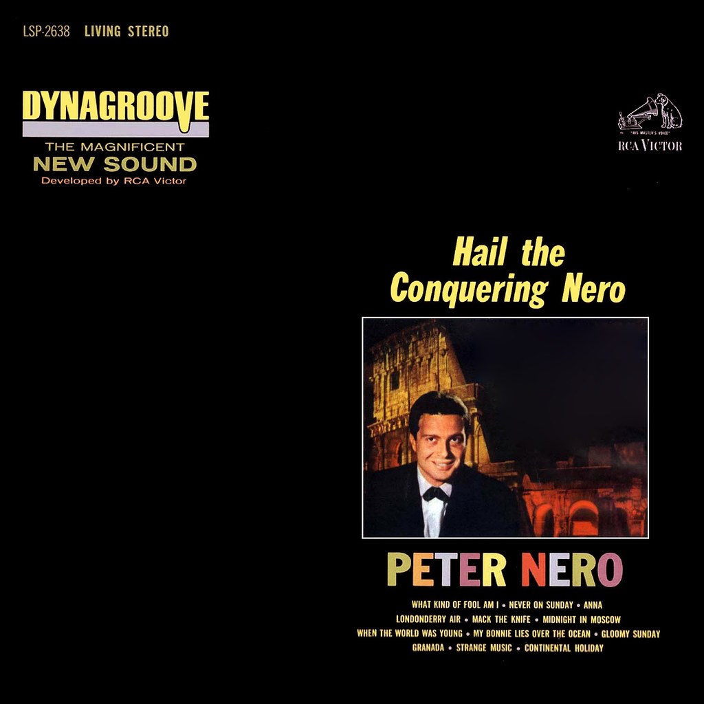 Peter Nero - Hail The Conquering Hero