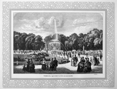 09. The Saxon Garden, 1870