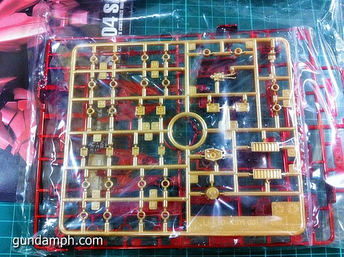 MG Sazabi Metallic Coating (Titanium-Like Finish) (11)