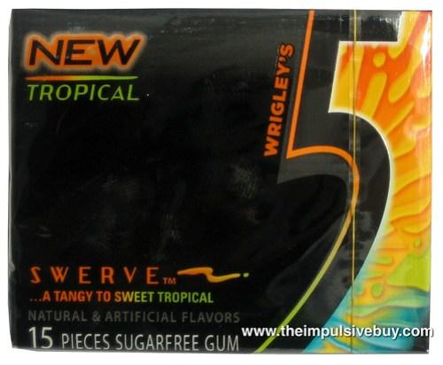Wrigley's 5 Swerve