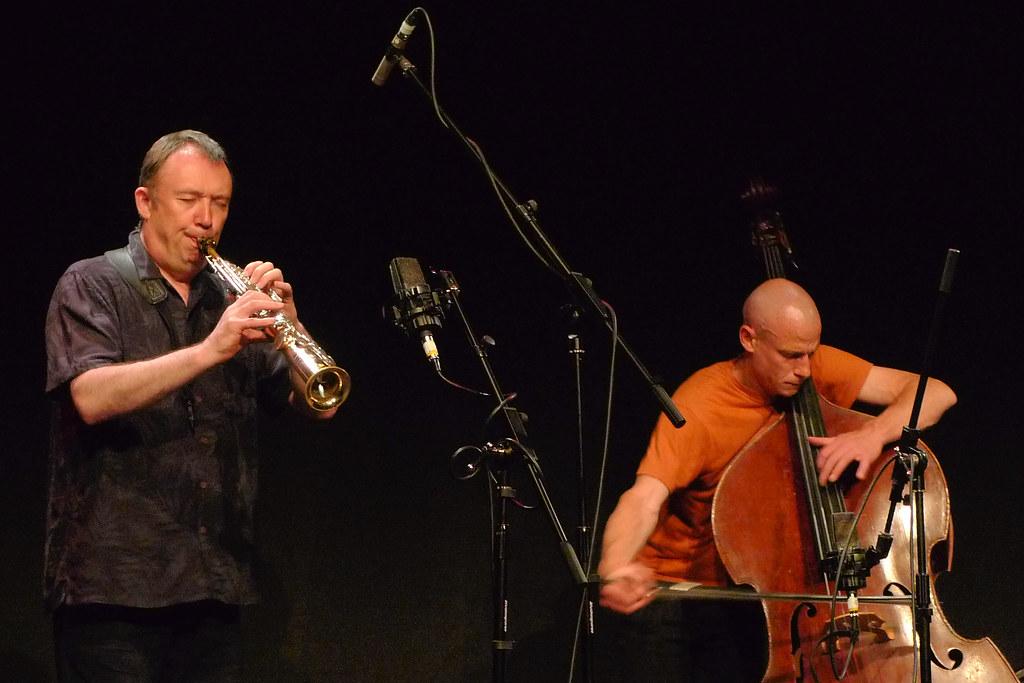 John Butcher/Guillame Viltard/Eddie Prevost