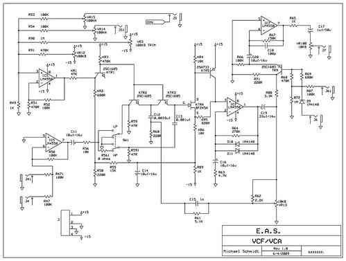 oakley vco schematic