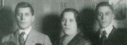 Paul, Rebecca, and Isadore Kuretsky