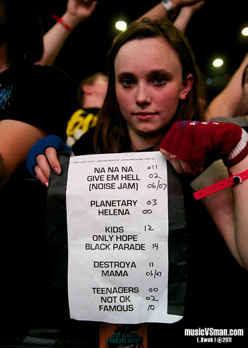 My Chemical Romance @ Verizon Amphitheater
