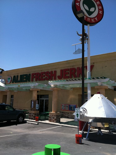 Alien Fresh Jerky