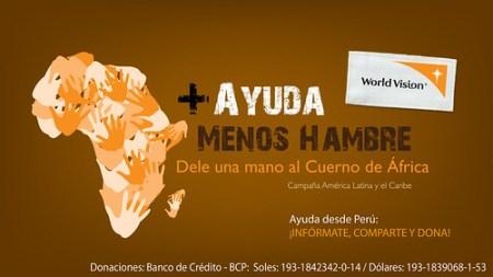 logo africa elegido con cuentas WV Perú