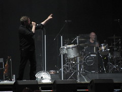 Elbow live at Frequency Festival