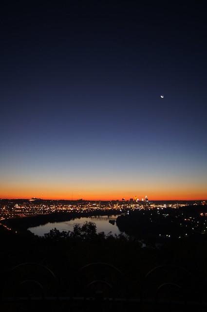 Cincinnati Sunrise 3
