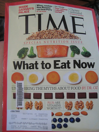 Time What to Eat Now magazine