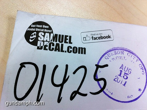 Ordering Experience from Samuel Decal  (5)