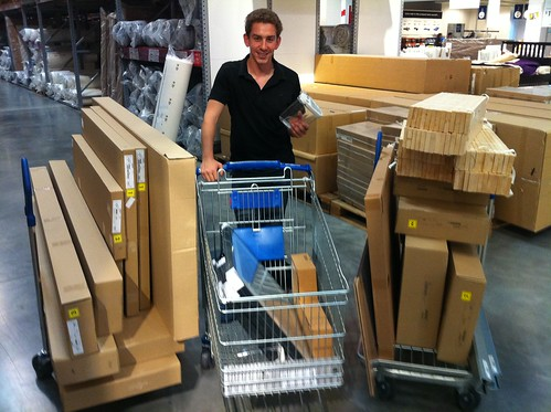 Ikea overload!
