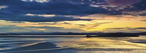 Cramond Island Sunset