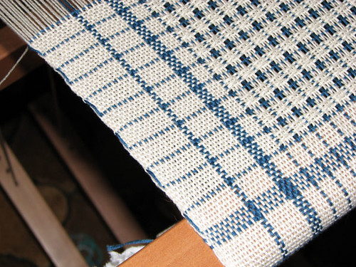 Blue & White Placemats