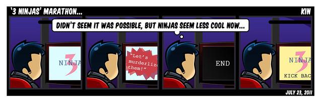 '3 Ninjas' Marathon...