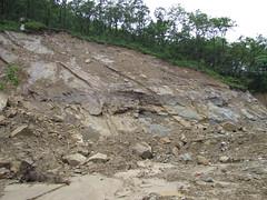 Landslides in Himalayas