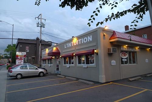 Restaurant l'Intuition