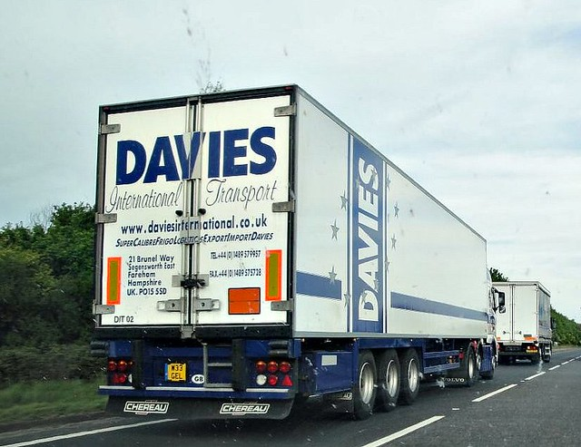 Davies International - Volvo FH