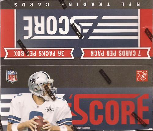 2011 Score box