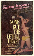 None But the Lethal Heart (XXVII)