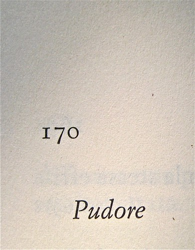 Breviario proustiano, a cura di Patrizia Valduga; Einaudi 2011. Progetto grafico: Bianco. p. 170 (part.), 1