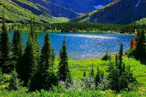 IMG_4729 Bullhead Lake, Glacier National Park by ThorsHammer94539