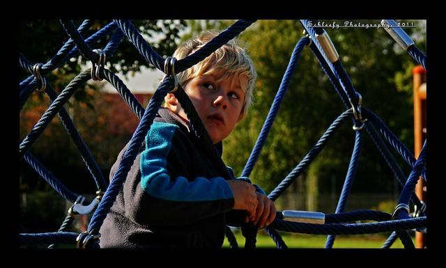 #296/365 Portrait: Little One