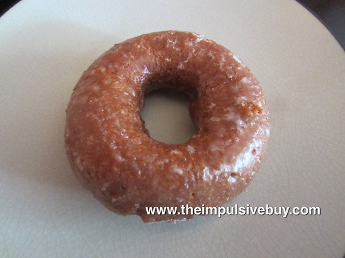 69e4582c3ee REVIEW: Dunkin' Donuts Pumpkin Donut - The Impulsive Buy