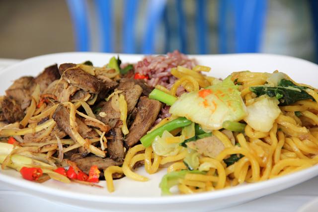 Thai Vegetarian Festival