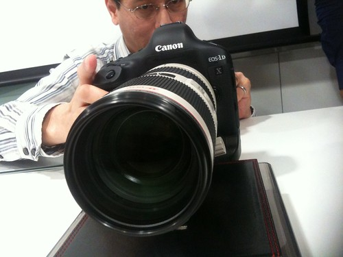 Canon 1DX: First looks.